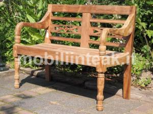 Panchina in teak da giardino 2 posti_png