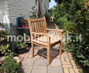Sedia in teak da giardino Beaufort_png
