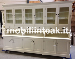 Cabinet bianco